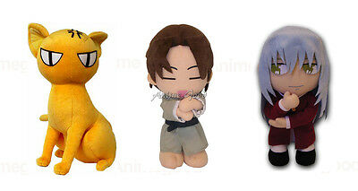 Fruits Basket Official Genuine Soft Plush Set of 3 *NEW*