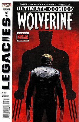 Ultimate Comics: Wolverine No.4 / 2013 Cullen Bunn & David Messina