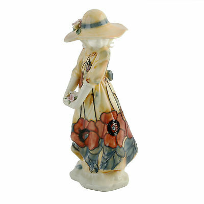 OLD TUPTON WARE Yellow Poppy Girl Susie Wearing a  Hat Figurine