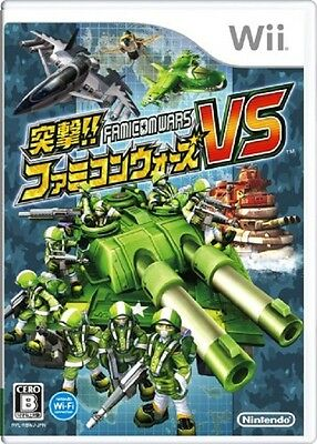 F/S USED Nintendo Wii Battalion Wars VS Game Import From Japan 1214