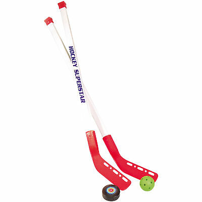 "Streethockey Set Junior Hockey Straßen Eishockey Feldhockey ""Fun Company"""