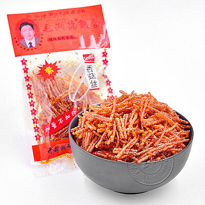 NEW 1 Pack Chinese Food Spicy Strips 32g
