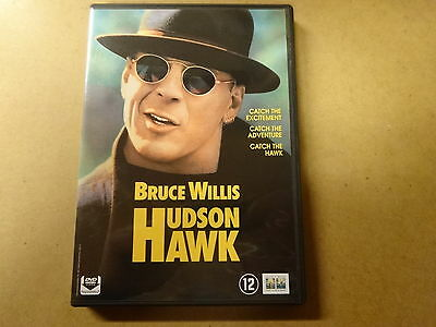 Dvd / Hudson Hawk ( Bruce Willis )