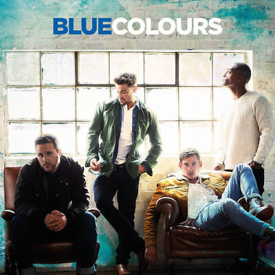Blue Colours Cd New