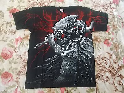 VIKING HELM OF AWE -SHIRT ALLOVER STORM WINDIR SCANDINAVIA RARE!!!