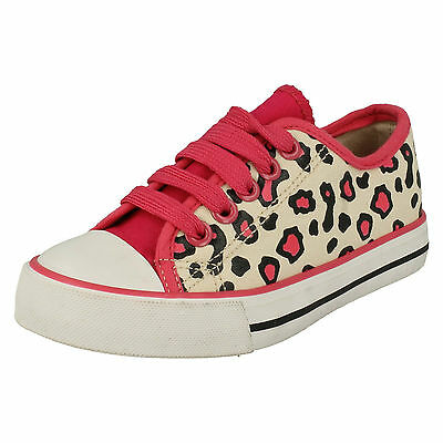 WHOLESALE Girls Casual Pumps / Sizes 10x2 / 14 Pairs / H2298