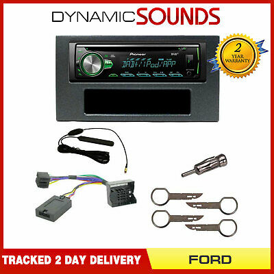 Ford Focus 2004-2007 Fitting Kit + Pioneer DEH-4900DAB Digital Radio Car Stereo