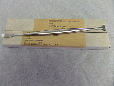 *Lot of 2* Holco Hurd Tonsil Dissector and Retractor