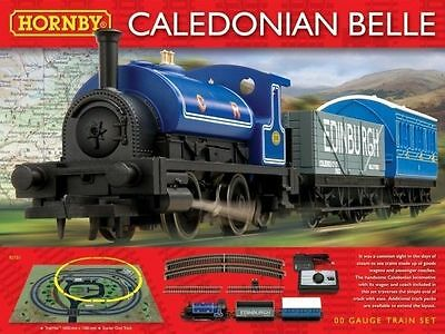 Hornby Oo R1151 Train Set Caledonian Belle  Hrr1151