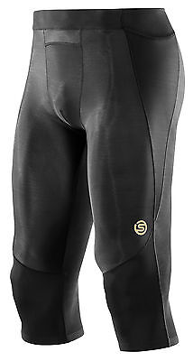 Skins A400 Compression 3/4 Tight Herren Schwarz ZB99320209001