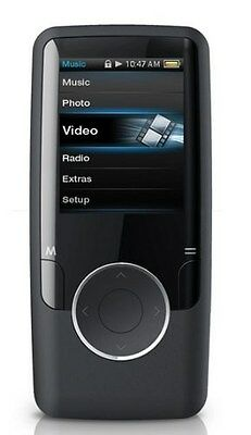 Coby MP620-8GBLK 8GB 1.8-Inch Video MP3 Player with FM Radio (Black)
