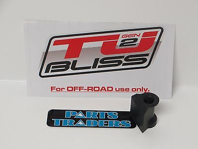 """Nuetech TUbliss Liner Replacement Deflector 21"""" Front Tires"""