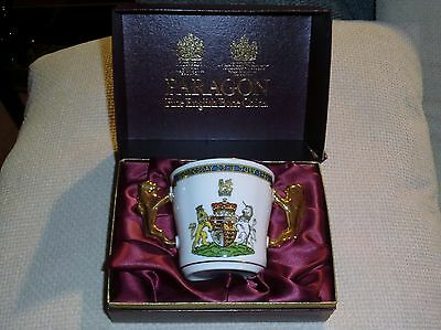 LOVELY PARAGON TYG/LOVING CUP MARRIAGE PRINCE ANDREW & FERGIE 1986 EX COND.