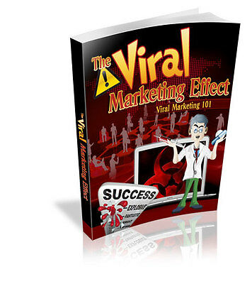 Go Viral With Your Product Or Company On The Internet - New Success Info (CD Rom