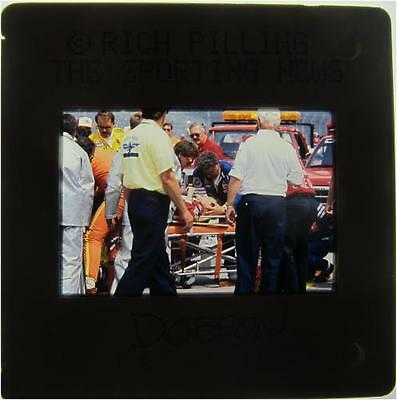 Dominic Dobson Cart 1994 Indy 500  Crash Original Slide 1