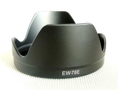 Replace EW-78E Lens hood for Canon EF-S 15-85mm f/3.5-5.6 IS USM EW-78E