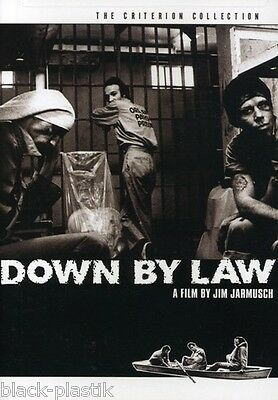 Down by Law [1986] (DVD, 2002, 2-Disc Set, Criterion Collection) Tom Waits