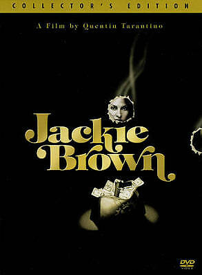 Jackie Brown [1997 Quentin Tarantino] (DVD, 2011) Pam Grier/Samuel L. Jackson