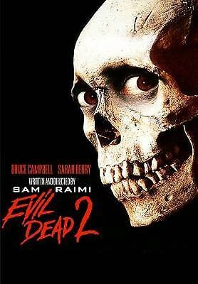 Evil Dead 2: Dead by Dawn [1987] (DVD, 2011) Bruce Campbell/Sarah Berry