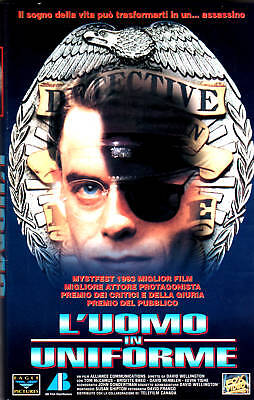 L'uomo in uniforme (1994) VHS 1a Ed. Eagle - McCAMUS