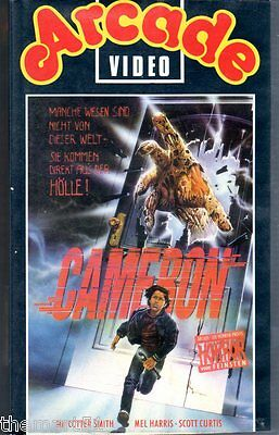 CAMERON - VHS Arcade Video - originale in lingua  TEDESCA -  Mel Harris