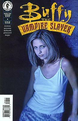 Buffy the Vampire Slayer (1998-2003) #8 (Photo Variant)