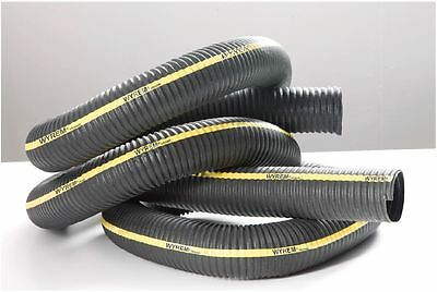 "Wyrem Flexible Neoprene Ducting 6 Metre Lengths - 25Mm To 203Mm Diameter (1""-8"")"