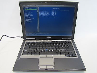 "Dell Latitude D620 14.1"" Laptop/Notebook 2.00GHz Core 2 Duo 1GB DDR2 DVD+RW"