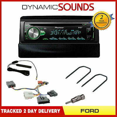 Ford Puma (1997>) Fitting Kit + Pioneer DEH-4900DAB Digital Radio Car CD Stereo