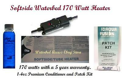 SOFTSIDE WATERBED HEATER for Soft Side Water Bed Mattresses