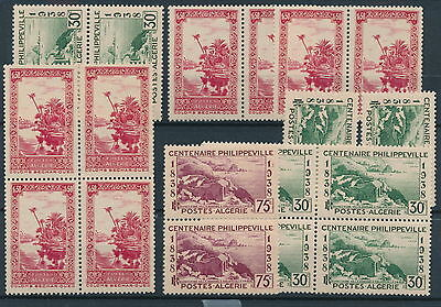 [43741] Algeria good lot of very fine MNH stamps