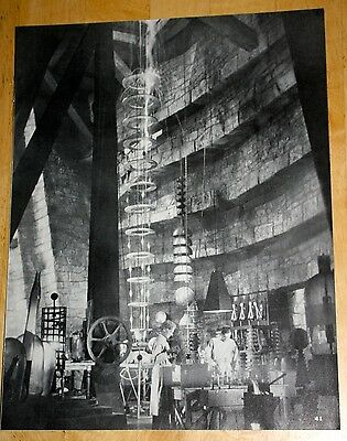 Ernest Thesiger & Colin Clive in The Bride of Frankenstein 8X10 Movie Clipping!