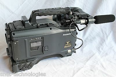 Panasonic AJ-HPX3700 VariCam > Test & Collect, Minimum 1 YEAR WARRANTY included