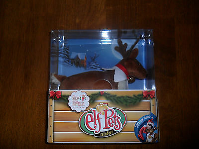 BRAND NEW SEALED Elf on the Shelf Elf Pets Reindeer and Storybook
