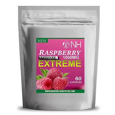 Raspberry Ketones High Strength Weight Loss Fat Burning Slimming Best Diet Pills