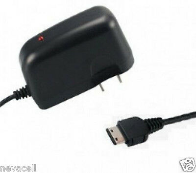 Wall AC Charger for ATT Samsung Rugby A837 Propel Pro i627 Propel A767 Jack i637