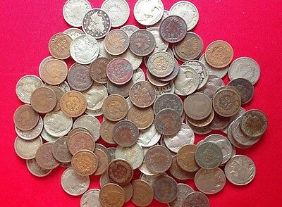 ✯ Classic Old U.S. Coin Estate Lot ✯ Indian Head Penny Liberty Buffalo Nickel ✯