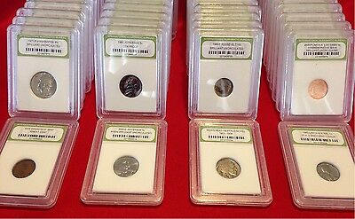 Slabbed U.S. Coins Estate Sale ✯ Proof / Uncirculated / BU / Old Coins ✯ 3 COINS