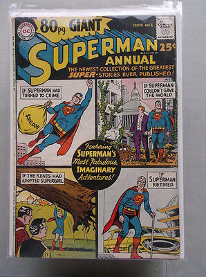 80 Page Giant (1964-1965) #1 VG/FN