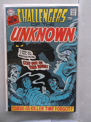 Challengers of the Unknown Vol. 1 (1958-1978) #73 VF-
