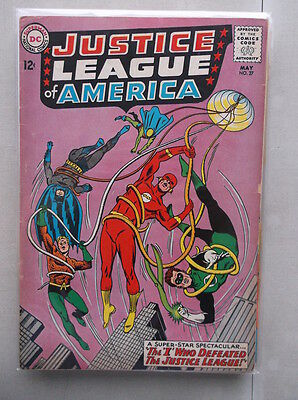 Justice League of America Vol. 1 (1960-1987) #27 FN (Cover Detached)