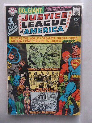 Justice League of America Vol. 1 (1960-1987) #58 VG