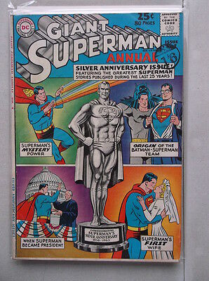 Superman Vol. 1 (1939-2011) Ann. #7 FN+