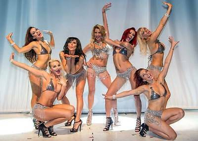2 TICKETS TO SEXXY A TOPLESS REVUE IN LAS VEGAS