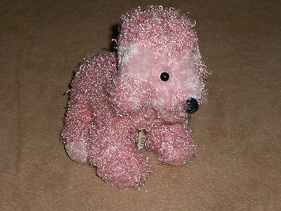 Webkinz Lil' Pink Poodle, NEW WITH SEALED CODE