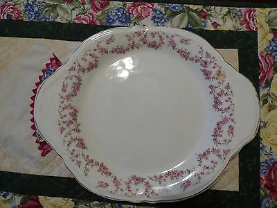 "ROSALIND 2 HDL 13 ¼"" X 10 ½"" PLATTER EDWIN KNOWLES"