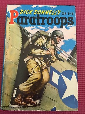 WWII Dick Donnelly of the Paratroopers BOOK 1944 Fighters for Freedom Series