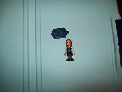 Doctor Who Character Building Amy Pond in Police Uniform Micro Figure
