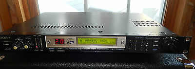 Sony DPS V77 Stereo Digital Effects Processor Effects Reverb Broadcast unit