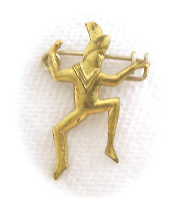 1920s FIRST Brownie Membership Pin RARE Girl Scouts GIFT for Collector Excellent